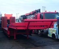 Hire Low Loader Trailers at PC