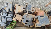 Used Tractor Weights