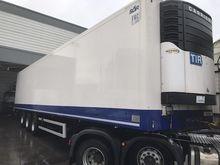 SOR fridge trailer for sale