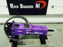 Prodem PB020 Rock Breaker 2 - 3