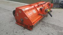 Used Kuhn Mulcher in