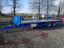 Used Bale Trailer in