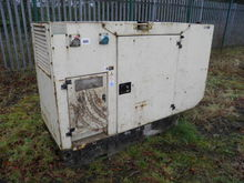 30KVA GENERATOR FOR AUCTION 15t