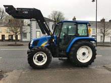 2009 New Holland T5060 with Tri