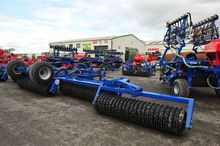 Horsch and Dalbo machines for T