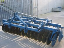 disc harrow 3 meter Ransome