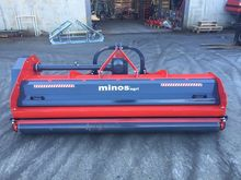 Used Minos Flail Mow