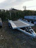 New tiltbed  transport trailer