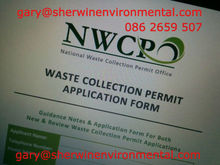 GET A WASTE COLLECTION PERMIT