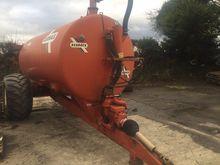 Used Redrock tanker