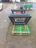 Bale handling equipment & grabs