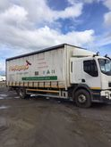 VOLVO FLH WITH  TUCKAWAY TAIL L