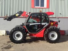 2013 Manitou MLT634 Telescopic