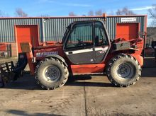 2006 Manitou MT1740 Telescopic