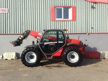 2013 Manitou MLT627 Telescopic