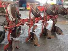 Vogel noot 4 furrow plough