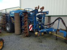 Rabe Megaseed drill