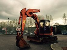 Used Hitachi Excavat
