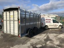 Ifor Williams 12x6 Fully Servic