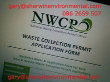 WASTE COLLECTION PERMIT - Appli