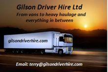 2015 Driver Hire Van & HGV Driv