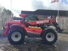 2013 Manitou MLT629 Telescopic