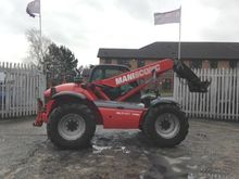2011 Manitou MLT627 Telescopic