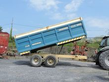20 ft Muldowney Grain Trailer