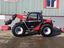 2012 Manitou MLT627 Telescopic