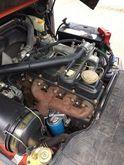 Nissan 15 Diesel Forklift side