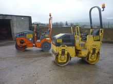 bomag and ham rollers 80