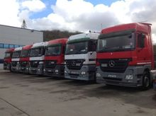 Used Tractor Units &