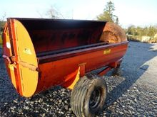 abbey 2060 dung spreader