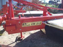Used PZ 212 Mower in