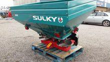 SULKY DRC 1150 KG Fertilizer Sp