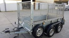 Ifor williams 8x4 with ramp & M