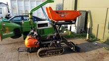 Tracked Hi Tip mini dumper