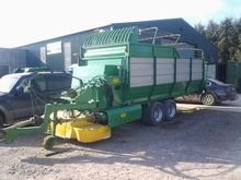 Used Grazing wagon i