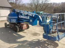 GROVE cherry picker hoist