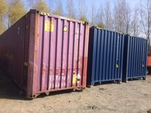 New & Used 40/45ft Containers