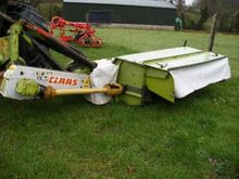 Used claas mower con