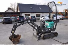 IHI 9 VXE Micro Excavator