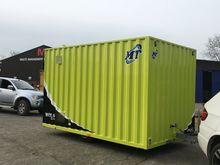 Ex Demo Mobile Welfare Cabin