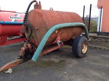 850 Gallon Star Slurry Tanker