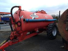 1600 Gallon Redrock Slurry Tank