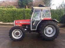 Massey Ferguson 362 - UK Import