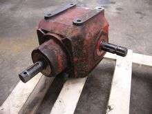 Slurry Pump Gear box