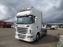Scania R420 Topline 6x2