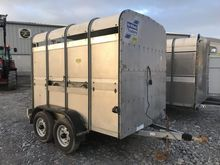 Ifor Williams 8x5 Fully Service