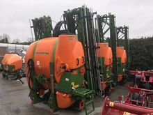 New Amazone Sprayers power harr